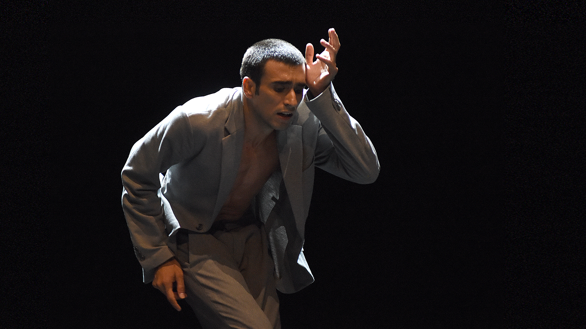 Infant Spirit - Gauthier Dance // Dance Company Theaterhaus Stuttgart / Marco Goecke