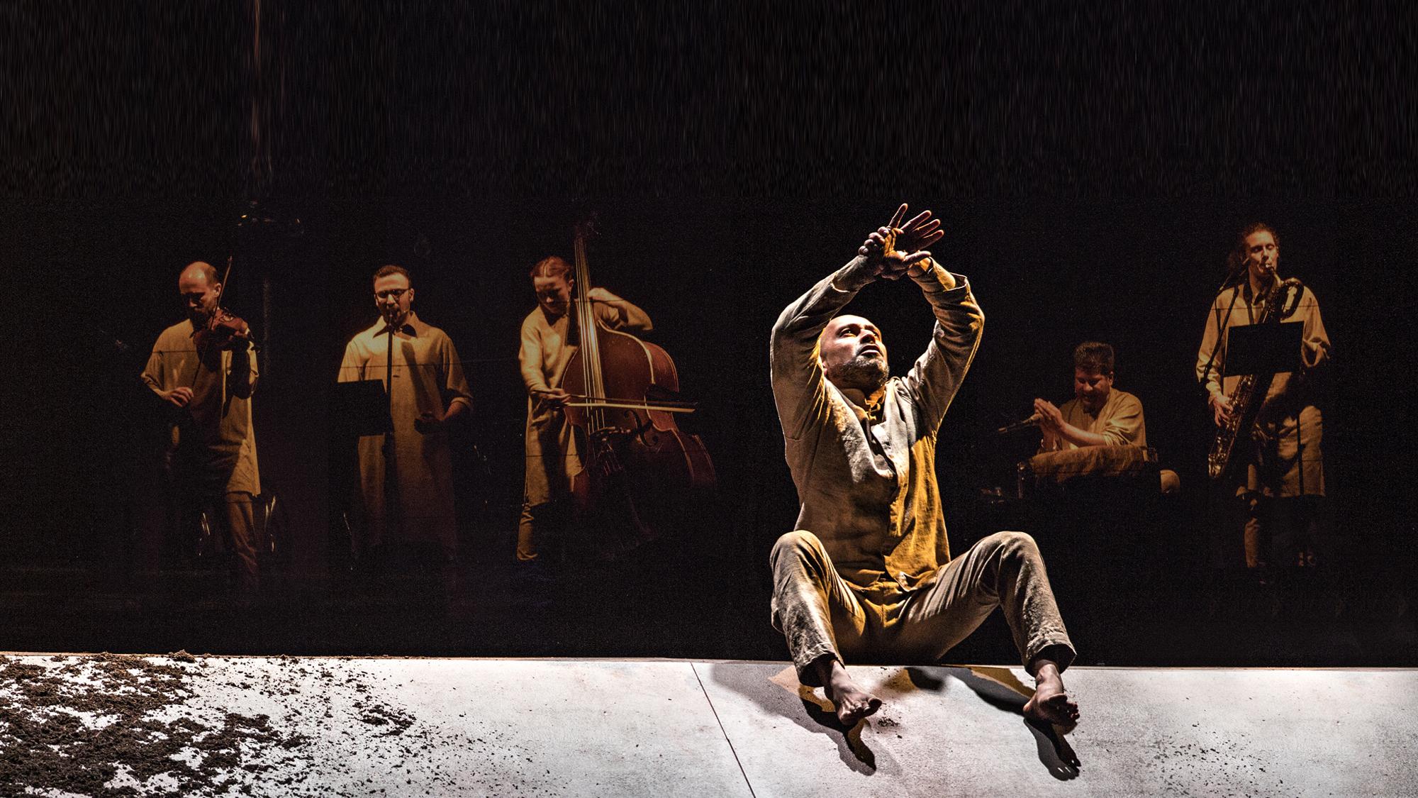 Akram Khan Company - XENOS - Danse Danse