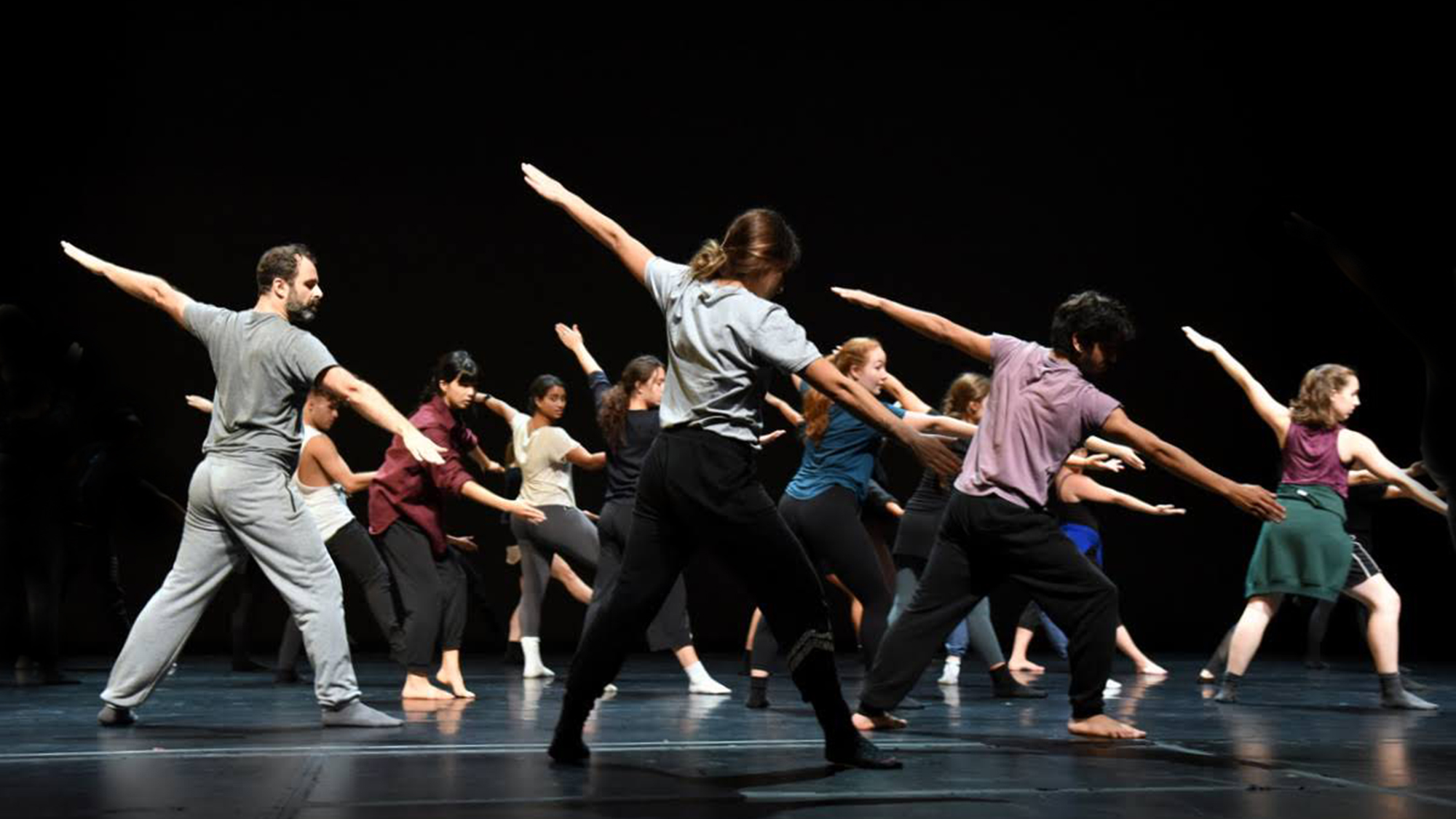 Atelier de danse Hervé Koubi