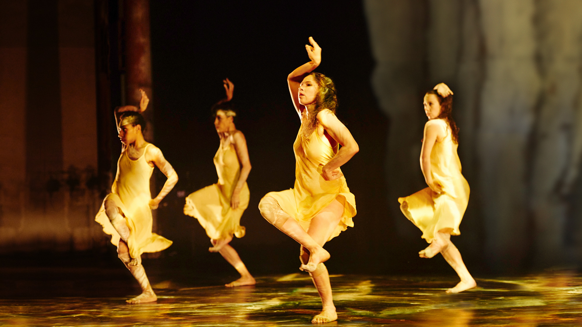 Bangarra Dance Theatre – Spirit