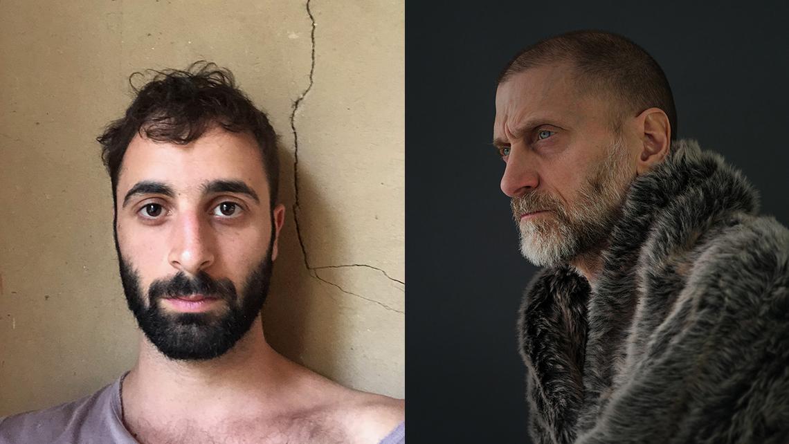 Charlie Prince et Benoît Lachambre