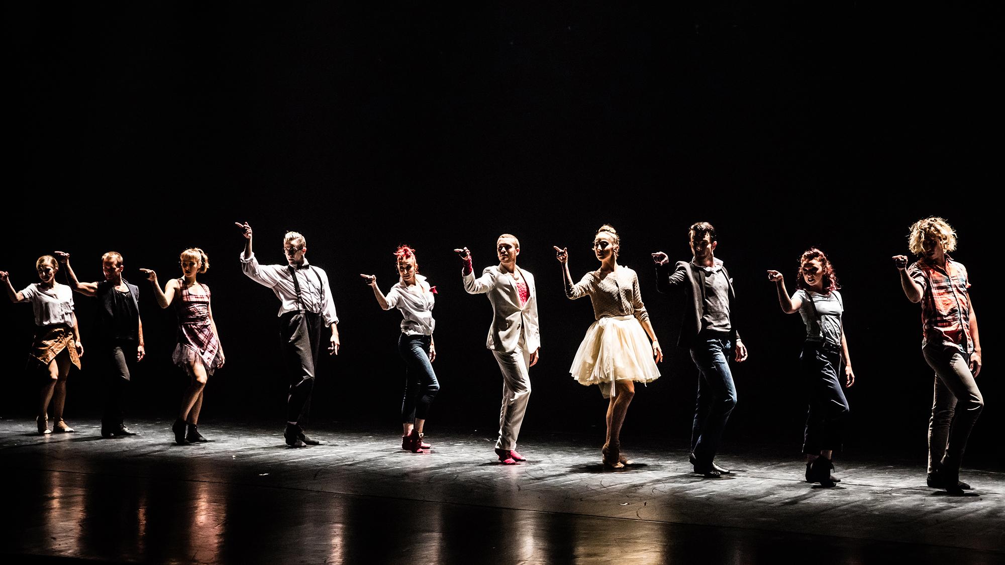 BJM - Les Ballets Jazz de Montréal, O Balcao de Amor