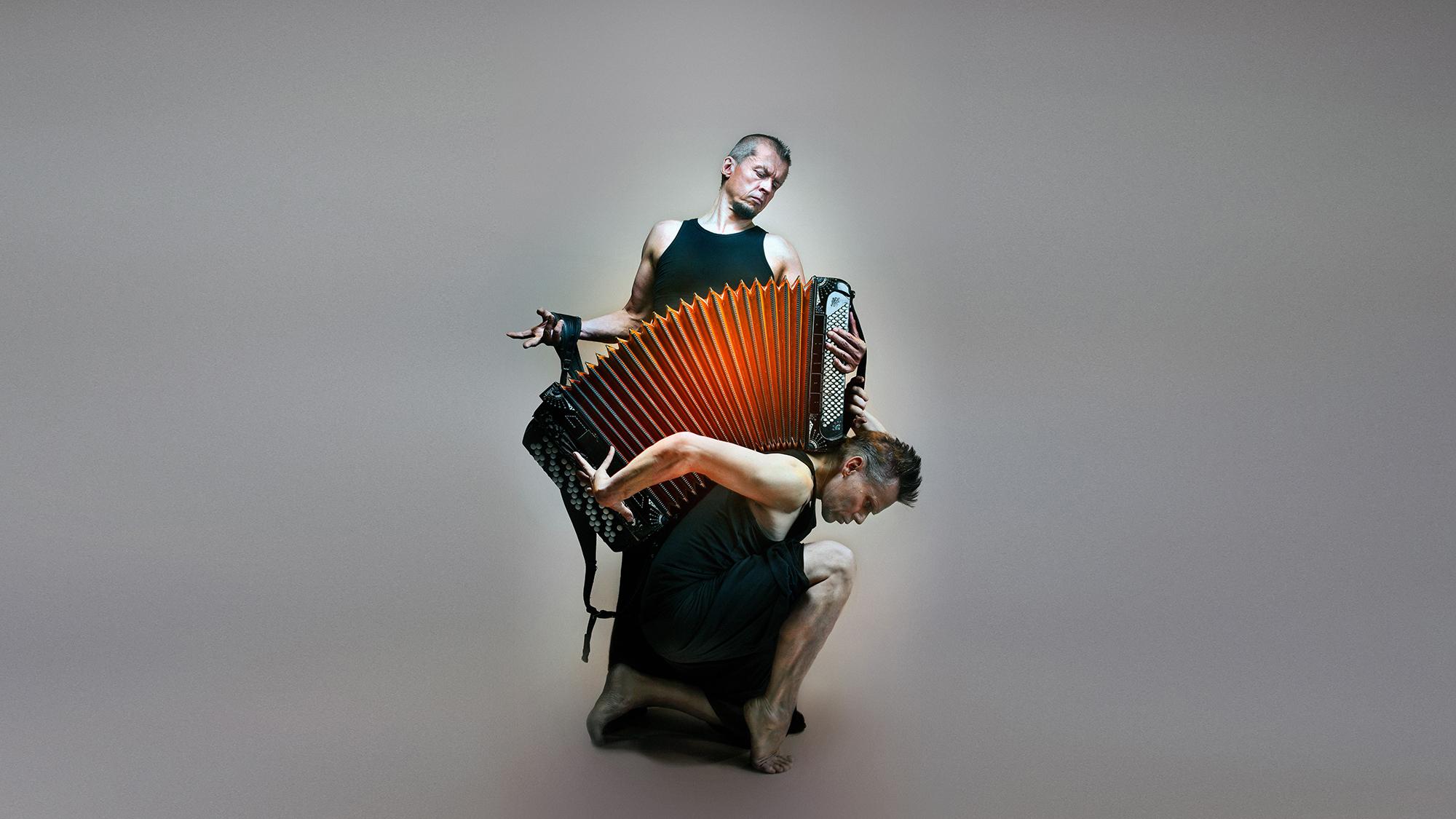 Tero Saarinen + Kimmo Pohjonen - Danse Danse