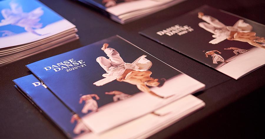 Brochure Danse Danse 2020/2021