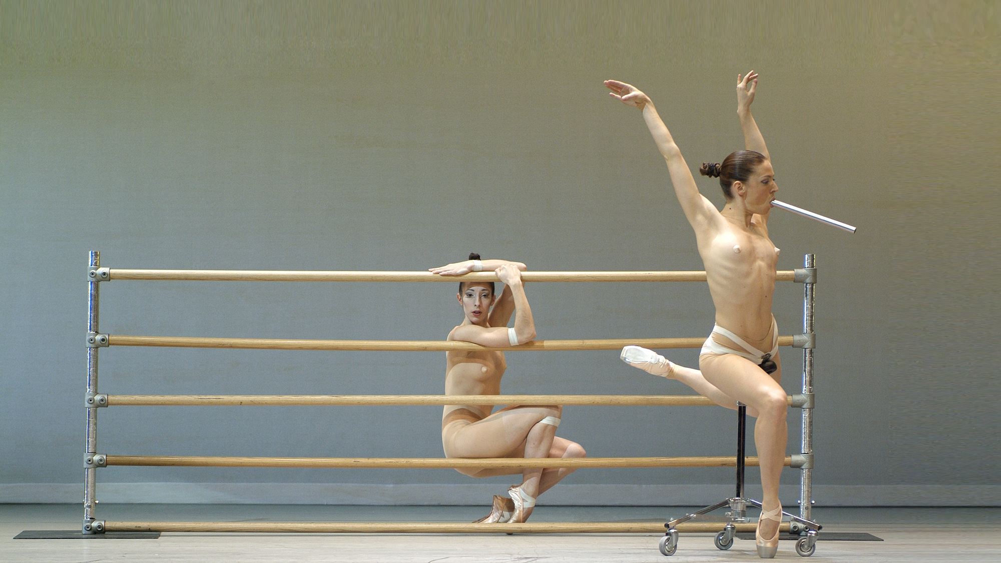 Compagnie Marie Chouinard - bODY_rEMIX/les_vARIATIONS_gOLDBERG