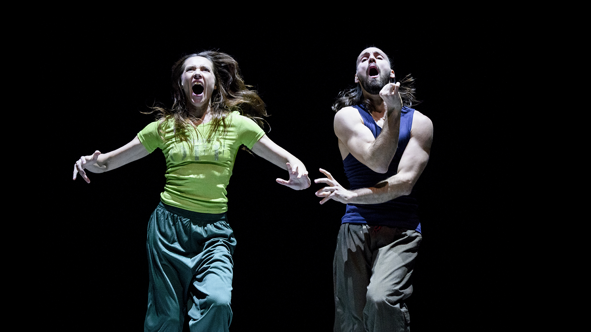 COMPAGNIE MARIE CHOUINARD - RADICAL VITALITY, SOLOS ET DUOS