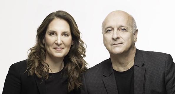 Caroline Ohrt et Pierre Des Marais / Danse Danse