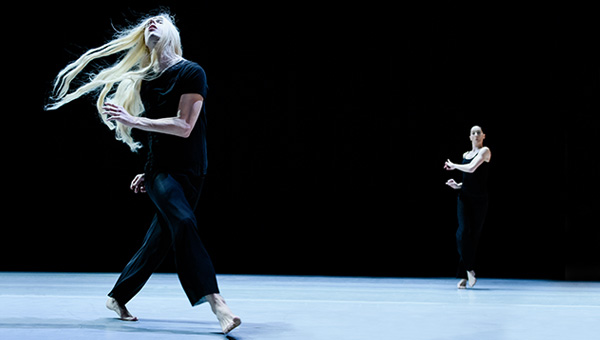 COMPAGNIE MARIE CHOUINARD RADICAL VITALITY, SOLOS ET DUOS