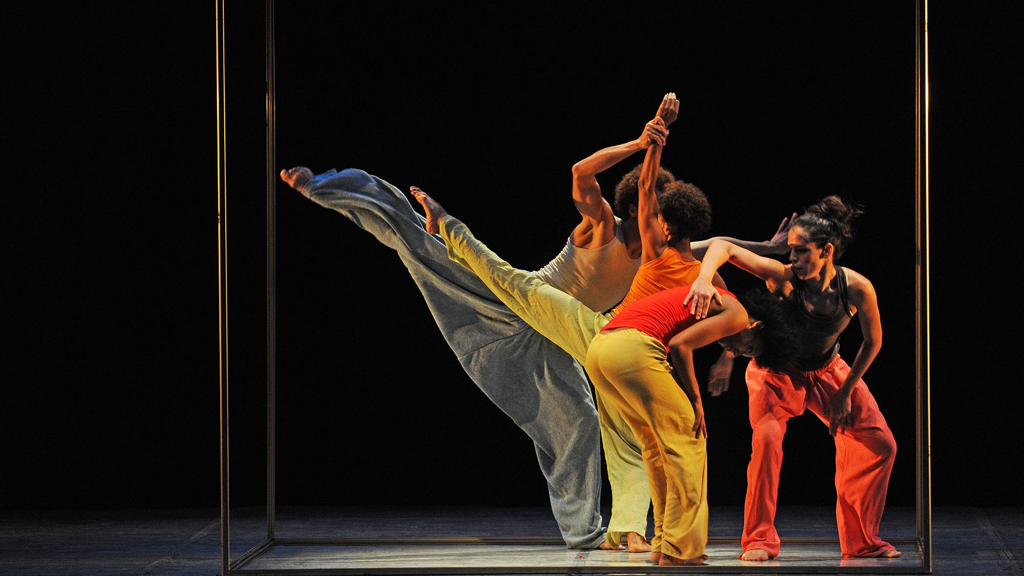 Danza Contemporánea de Cuba