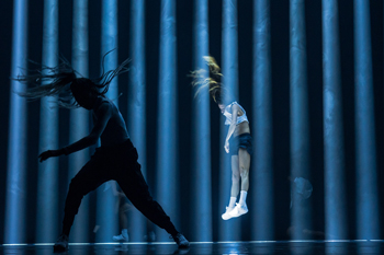 Dana Gingras - FRONTERA © Yannick Grandmont