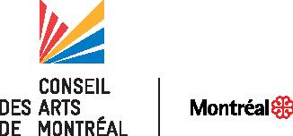 Partenaire Conseil des arts de Montréal