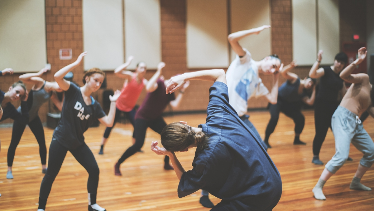 Get Youth into Dance