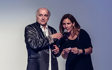 Pierre Des Marais and Caroline Ohrt