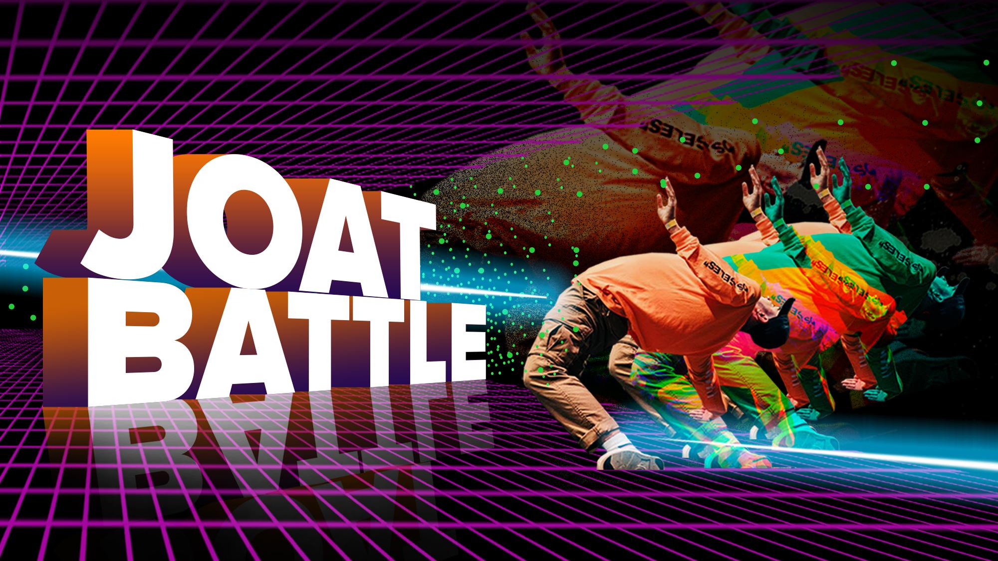JOAT Battle propulsé par Danse Danse