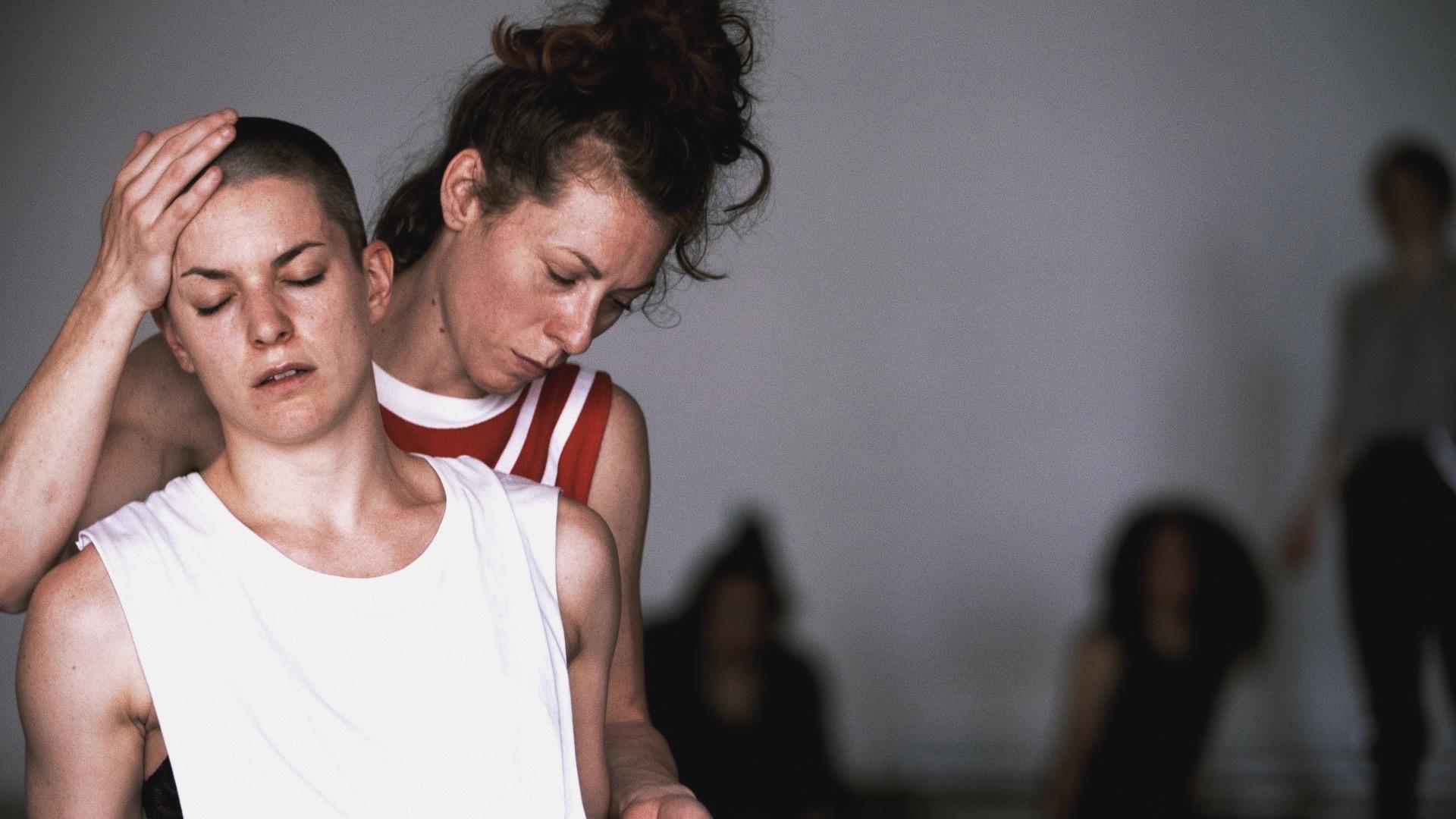 ©Robin Pineda Gould. Dancers \ collaborators Geneviève Robitaille, Brianna Lombardo.
