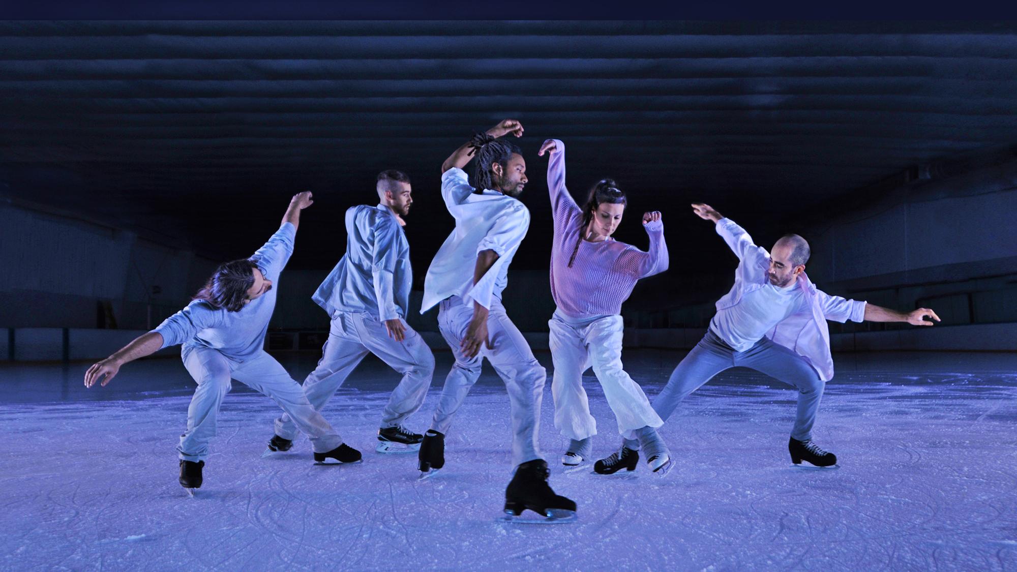 Le Patin Libre - Danse Danse