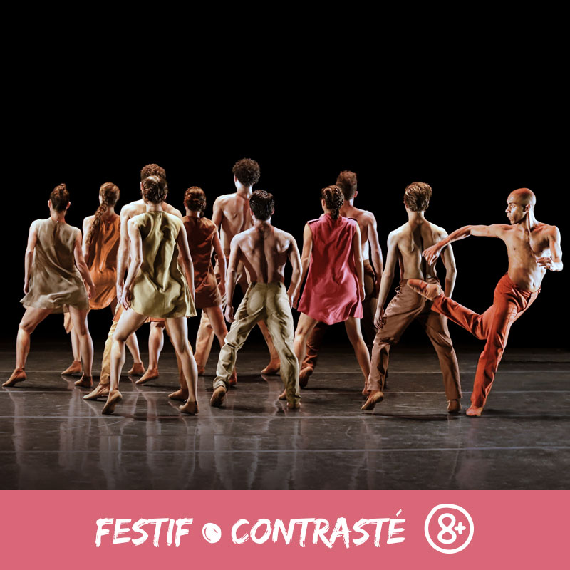São Paulo Companhia de Dança Photo (Agora) © Silvia Machado