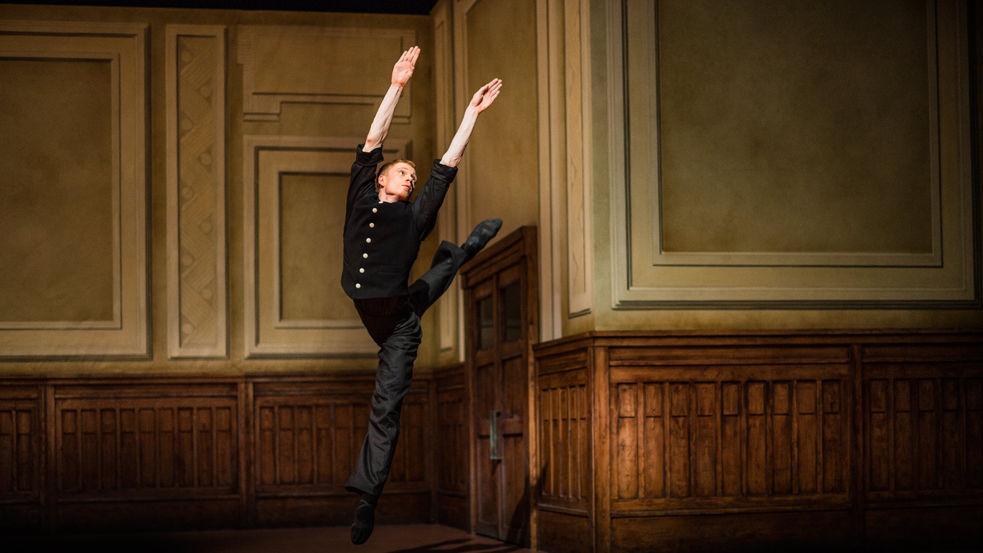 Nederlands Dans Theater (NDT) - Singulière Odyssée - Sol León + Paul Lightfoot