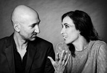 Myriam Allard + Hedi Graja