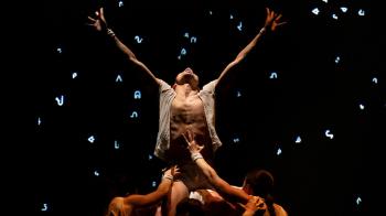 © Marc J. Chalifoux Compagnie Red Sky Performance