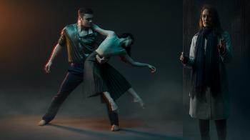© Sasha Onyshchenko Compagnie BJM - Les Ballets Jazz de Montréal.