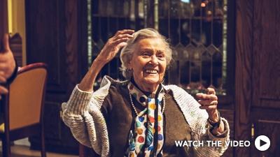 Dance with the elders