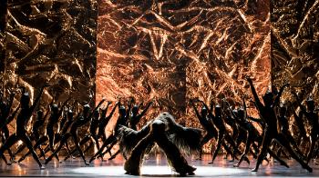 Compagnie Ballet de l'Opéra national de Paris © Julien Benhamou