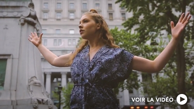 Montréal célébrée par ses danseurs / Joanie