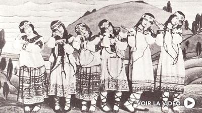 Le Sacre du printemps - The Sketch, Londres, 1913