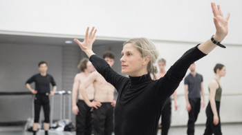 The National Ballet of Canada Portrait Crystal Pite.
