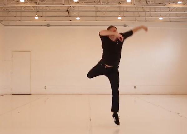 Tout le monde danse - projet Sylvain Émard