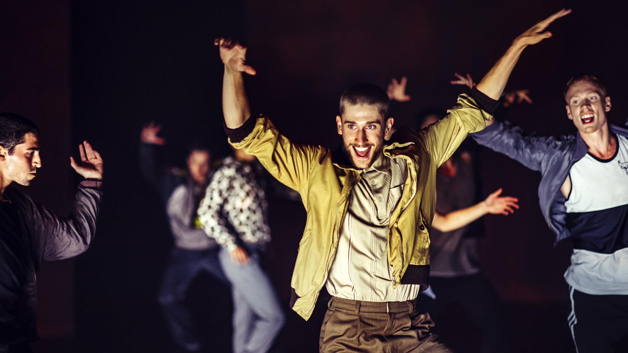 Nederlands Dans Theater (NDT) - Vladimir - Hofesh Shecter