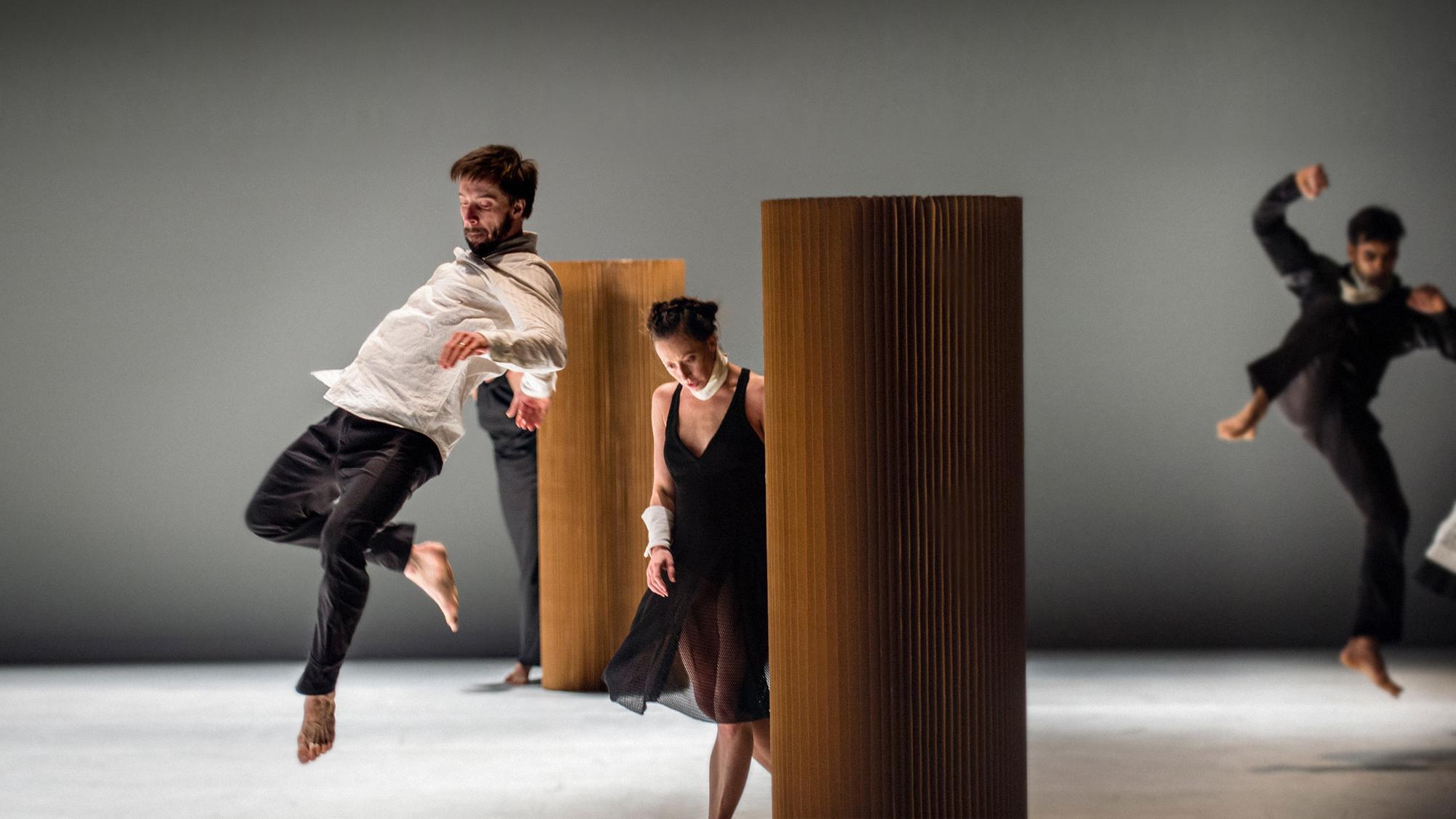 zero visibility corp. - Danse Danse